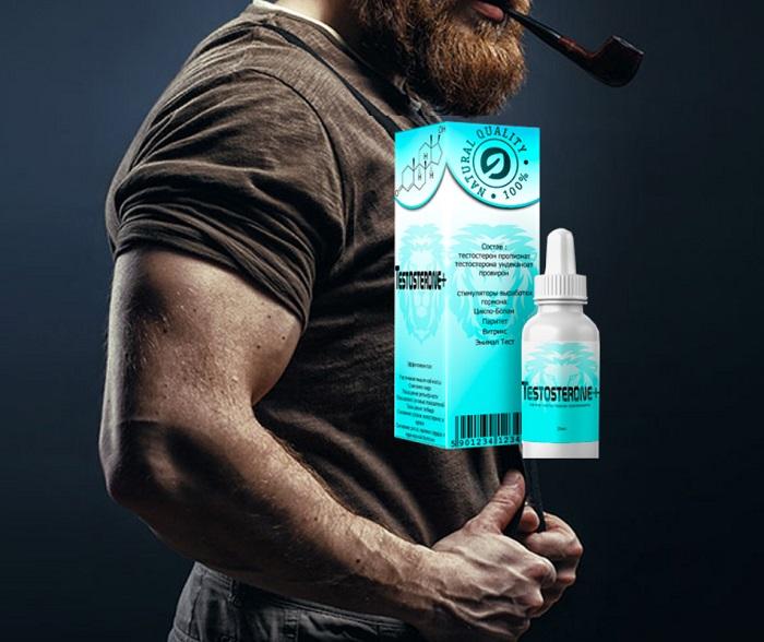 Testosterone для увеличения тестостерона в Виннице