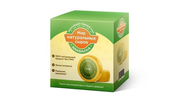 Cырная закваска Мир натуральных сыров в Прокопьевске